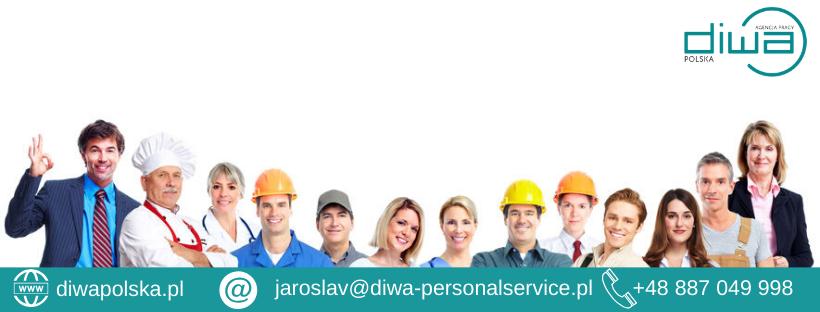 Praca dla osób z Ukrainy| Робота для Українців Prószków - zdjęcie 1