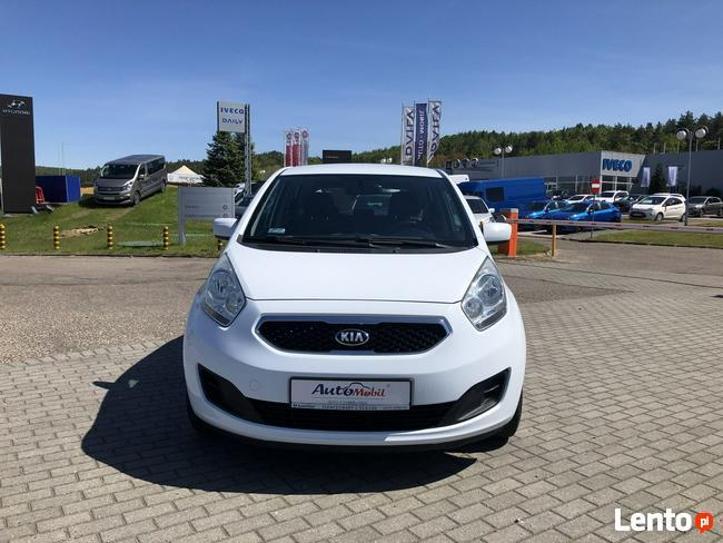 """Kia Venga 1.4 MPI 90 KM  wersja """"L""""-salon PL-odDealera Wejherowo - zdjęcie 3"""