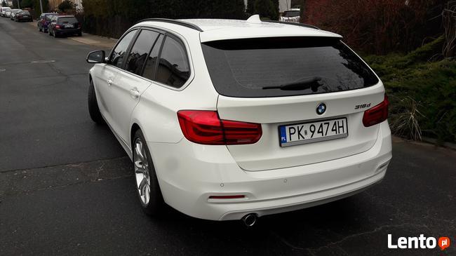 BMW 3 F30 Diesel.20l 150 KM. lift Kalisz - zdjęcie 4