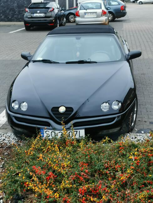 Zadbany Klasyk alfa Romeo Spider 916 2,0 Ts 1996rAutko w moi Sosnowiec - zdjęcie 1