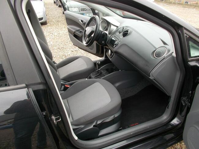 Seat Ibiza Opłacony Zdrowy Zadbany z Klimatronikem  100 Aut na Placu Kisielice - zdjęcie 9