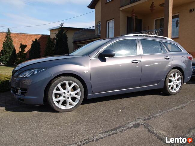 Mazda 6 Kombi 2.0 TDi Exklusive pełne wyposażenie 2009r Kalisz - zdjęcie 1