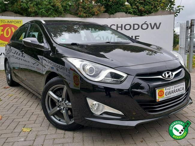 Hyundai i40 1.6 GDI benzyna 135 KM / serwis aso /  gwarancja Olsztyn - zdjęcie 1