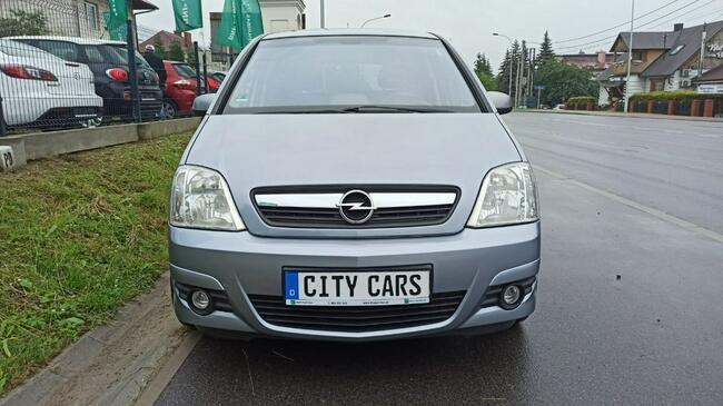 Opel Meriva 1.6 B 105 KM 157 tys. km Klimatyzacja z Niemiec Rzeszów - zdjęcie 5