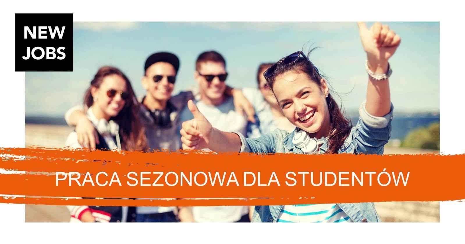 Praca sezonowa dla studentów Jasło - zdjęcie 1