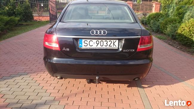 Sprzedam Audi A6 C6 2.0 TDI Przymiłowice - zdjęcie 2