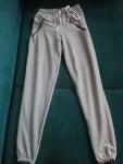 Spodnie dresowe damskie z kieszeniami s-xl Elbląg - zdjęcie 1