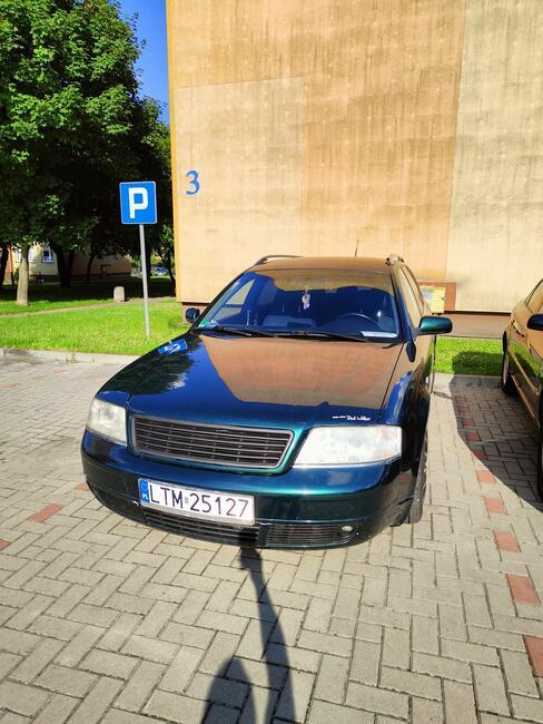 Audi A6 C5 2.4 B+G Tomaszów Lubelski - zdjęcie 2