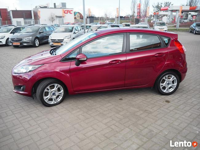 Ford Fiesta 1,0 Ecoboost Gold X Gdańsk - zdjęcie 5