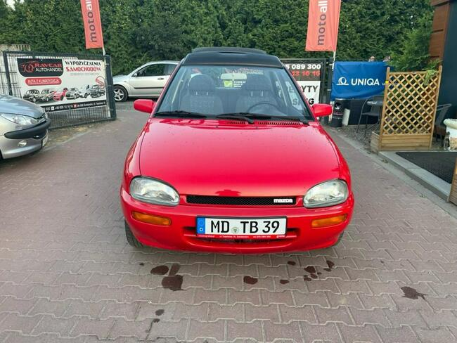 Mazda 121 / 1.3 benzyna / Gwarancja GetHelp / Opłacony Świebodzin - zdjęcie 3