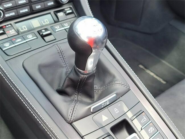 2020 Porsche 718 Spyder 4.0 V6 414KM Mikołów - zdjęcie 6