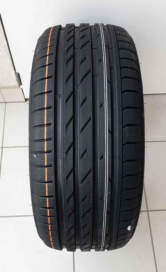 Nokian zLine 245/45 R18 96Y Run Flat NOWE 2 SZtuki Wilanów - zdjęcie 1