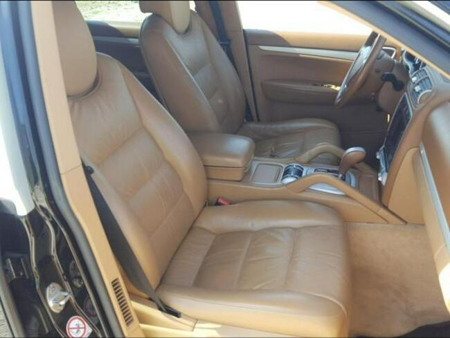 Porsche Cayenne S 4.5 V8 340 KM AWD 6-bieg. automat  2005 Bielany Wrocławskie - zdjęcie 4