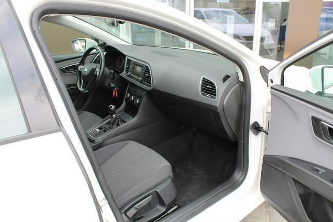 Seat Leon 1.2 TSI 110KM ST Copa Salon PL 1 wł. Serwis Gwarancja FV23% Łódź - zdjęcie 12