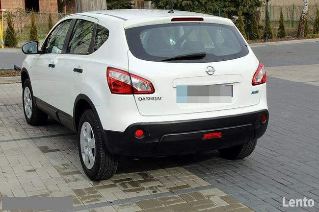 Nissan Qashqai Sprowadzony oplacony.Auto z Gwarancja.Po Lifcie Zamość - zdjęcie 7