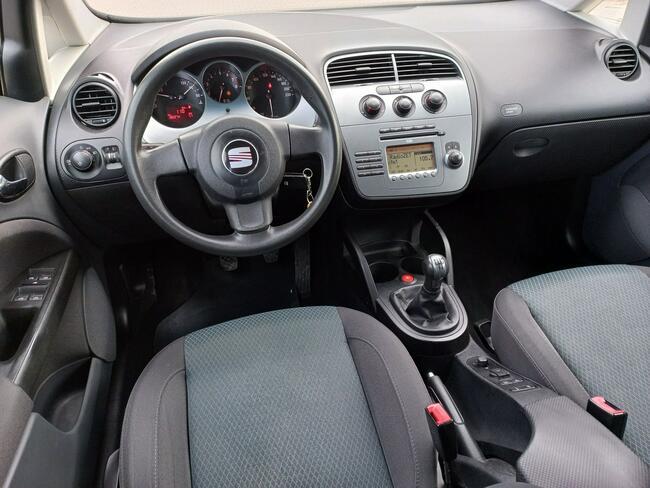 Seat Altea XL *1.6MPi*BARDZO ŁADNA**tempomat**KOMPuter** Olsztyn - zdjęcie 5