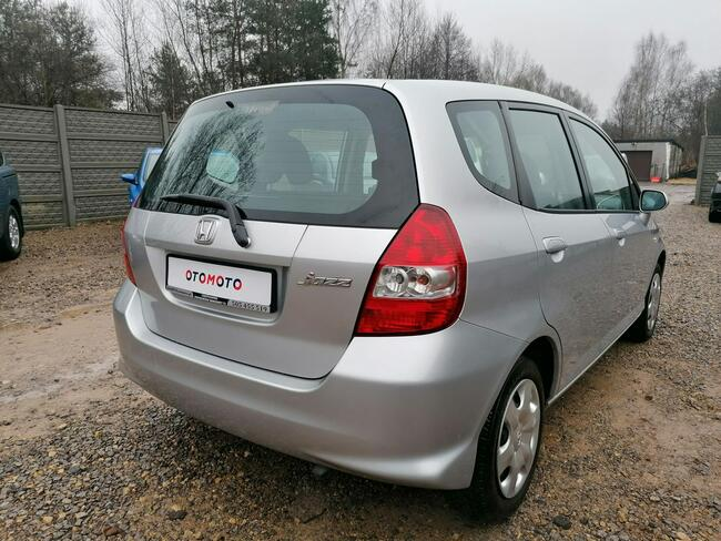 Honda Jazz 1.2LIFT Klima El szyby Stan BDB Bez Rdzy Bezwypadk Oplacony Częstochowa - zdjęcie 9