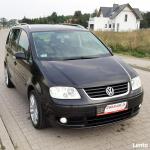 Volkswagen Touran 1.9Tdi*105KM*7 Osób*BKC*Gwarancja*PL-Rej.Rata 295zł Śrem - zdjęcie 4