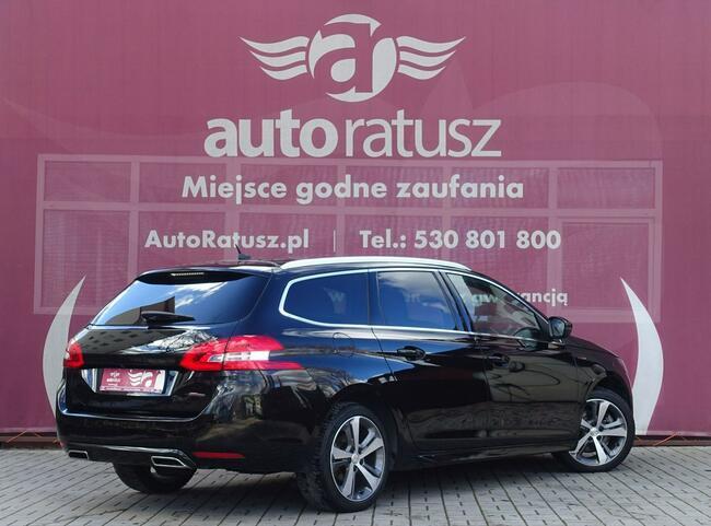 Peugeot 308 F-ra Vat 23% GT LINE Full Led Panorama Bezwypadkowy Warszawa - zdjęcie 3