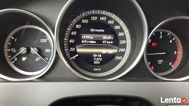 Mercedes C 170 KM BI XENON ILS BlueEFFICIENCY navi kamery Kalisz - zdjęcie 8