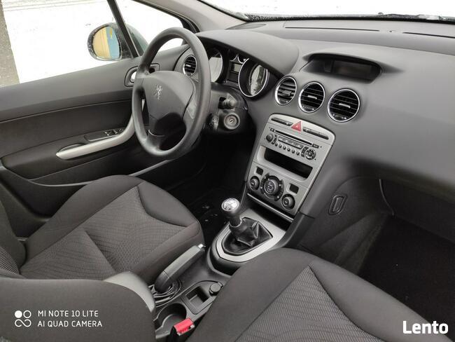 Peugeot 308 SW Stan Bardzo dobry ! 8 kół serw. ASO Peugeot !!! Grodzisk Mazowiecki - zdjęcie 11