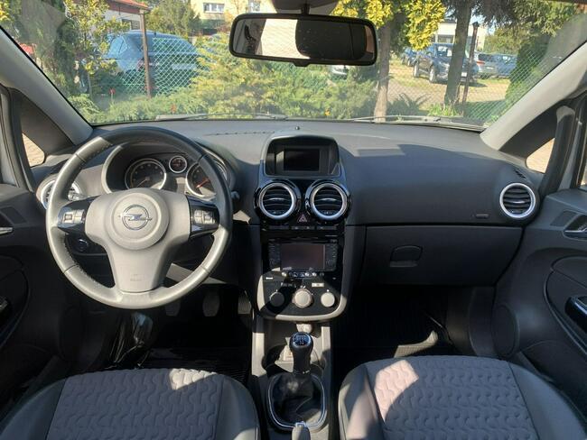 Opel Corsa 100KM Cosmo, Duże radio, Alumy, Salon Polska ,Gwarancja ! Tarnowskie Góry - zdjęcie 10