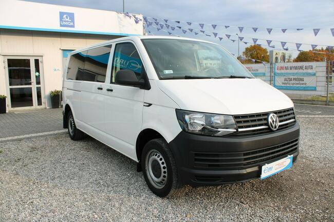 Volkswagen Transporter F-Vat,Gwarancja,Salon Polska,9-osób,LONG Warszawa - zdjęcie 2