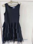 Sukienka czarna Żuromin - zdjęcie 1