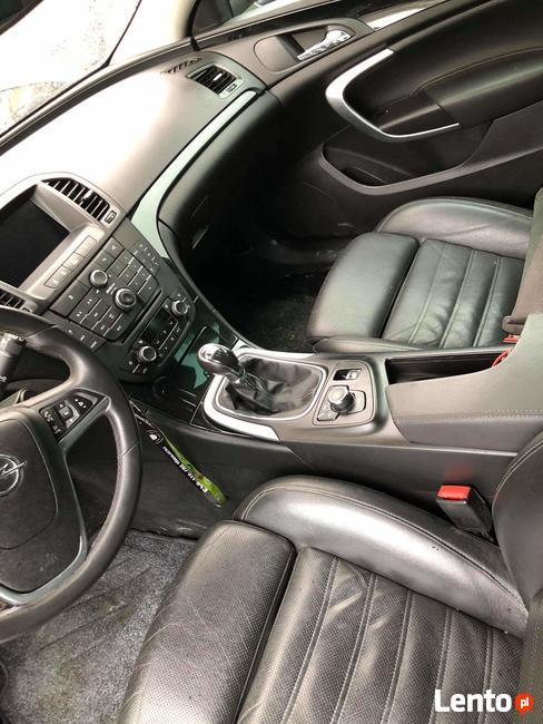 Opel Insignia Kasina Wielka - zdjęcie 9