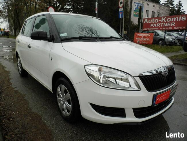 Škoda Fabia salon polska Vat23% Łódź - zdjęcie 5