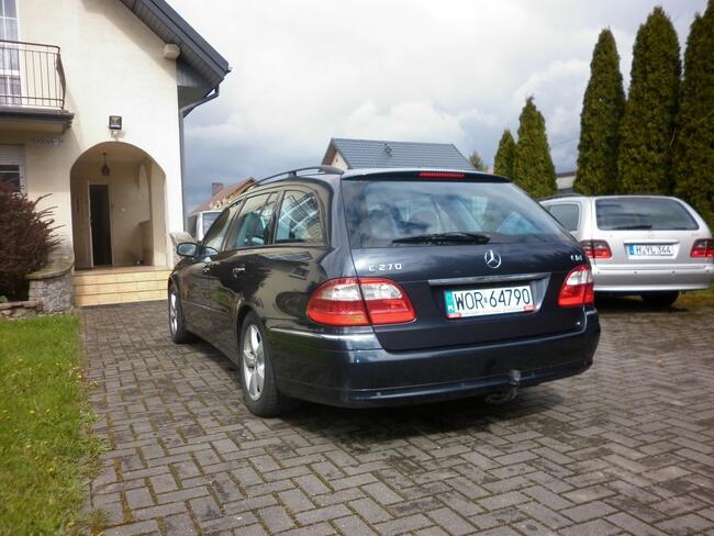 Mercedes Benz W211 Ostrów Mazowiecka - zdjęcie 7