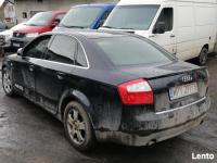 Audi A4 B6 full opcja Bogate wyposażenie czarna skóra Warto! Rusinów - zdjęcie 3