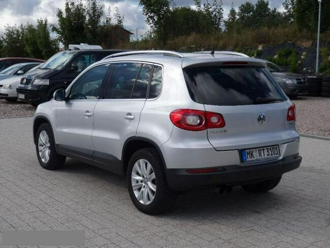 Volkswagen Tiguan 1.4 TSI 150KM! 4X4! Bezwypadkowy! Serwis! Opłacony! Kościerzyna - zdjęcie 10