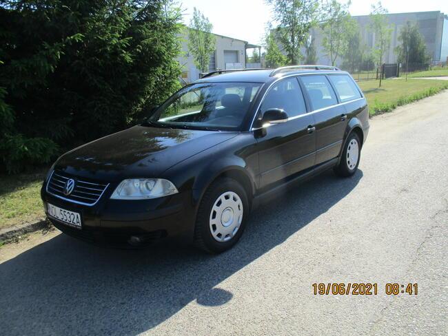 Sprzedam VW Passat Kombi B5Fl 1,9Tdi 101KM 2004 rok Dobre Miasto - zdjęcie 7