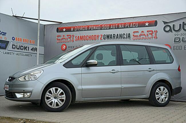 Ford Galaxy 2,0 16V 7Foteli Gwarancja Raty Zamiana Kutno - zdjęcie 4