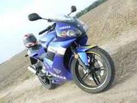 MOTOCYKL YAMAHA TZR 50/80 2006r. - VALENTINO ROSSI -SUPER STAN Kielce - zdjęcie 1