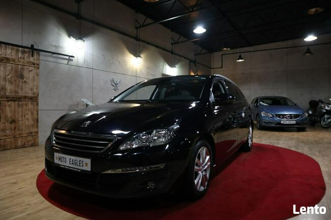 Peugeot 308 PANORAMA  ## Kamera |opłacony | PIĘKNY I ZADBANY relingi Stare Miasto - zdjęcie 10