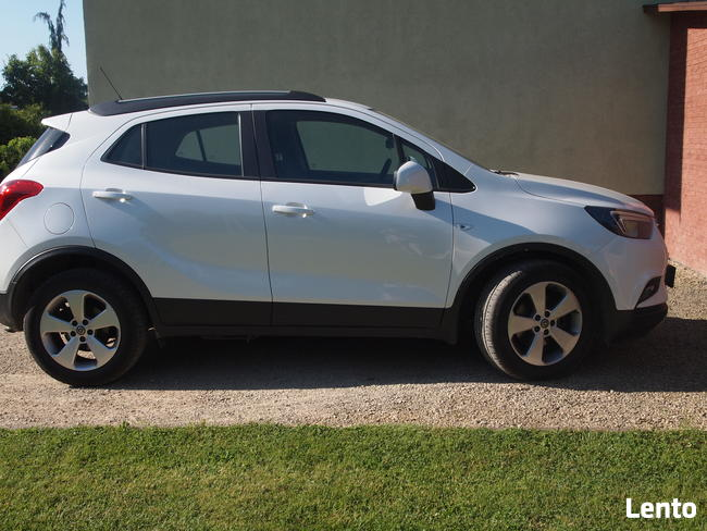 Opel Mokka X Led, biała perła Częstochowa - zdjęcie 3