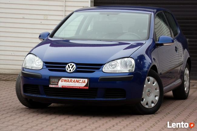 Volkswagen Golf I właściciel / Klima / Gwarancja / 2005 Mikołów - zdjęcie 5