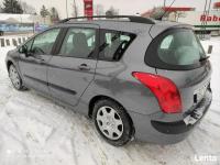 Peugeot 308 SW Stan Bardzo dobry ! 8 kół serw. ASO Peugeot !!! Grodzisk Mazowiecki - zdjęcie 4