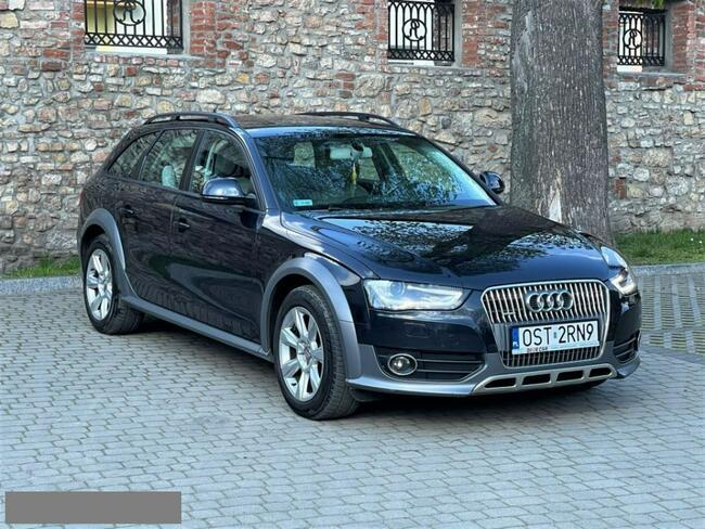 Audi A4 Allroad *Gwarancja* Quattro, B&O, S Tronic, Serwis ASO Strzelce Opolskie - zdjęcie 6