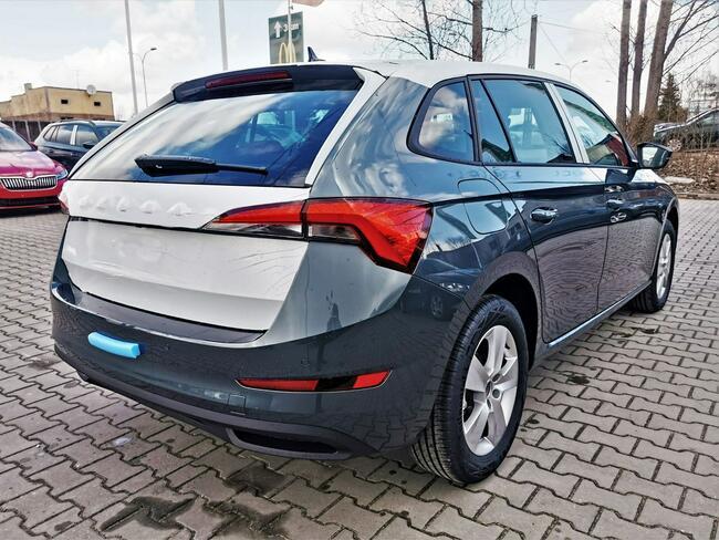 Škoda Scala Ambition 1.0TSI 110KM manual 6-b Kielce - zdjęcie 5