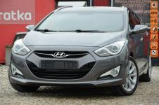 Hyundai i40 Opłacony 1.7CRDI 136KM Serwis Kamera Navi Led Gwara Kutno - zdjęcie 1