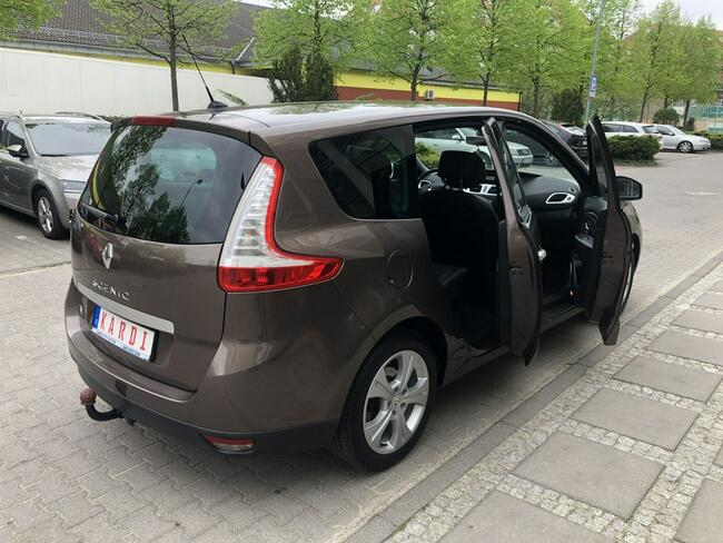 Renault Grand Scenic 1.6 16v Skóra Navi Szczecin - zdjęcie 12