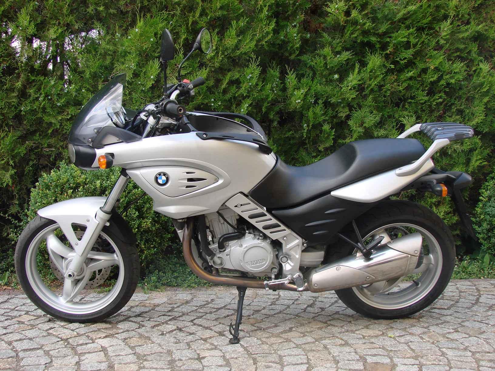 BMW F 650 CS ABS Śrem - zdjęcie 7