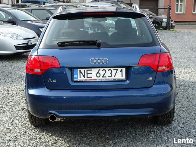 Audi A4 Benzyna Zarejestrowany Ubezpieczony Elbląg - zdjęcie 6