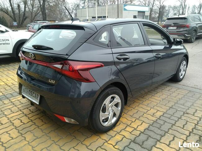 Hyundai i20 classic plus z czujnikami cofania - wyprzedaż 2020 Ostrołęka - zdjęcie 4