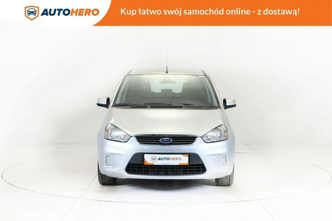 Ford C-Max DARMOWA DOSTAWA, PDC, Grzan fotele, Klima auto Warszawa - zdjęcie 10