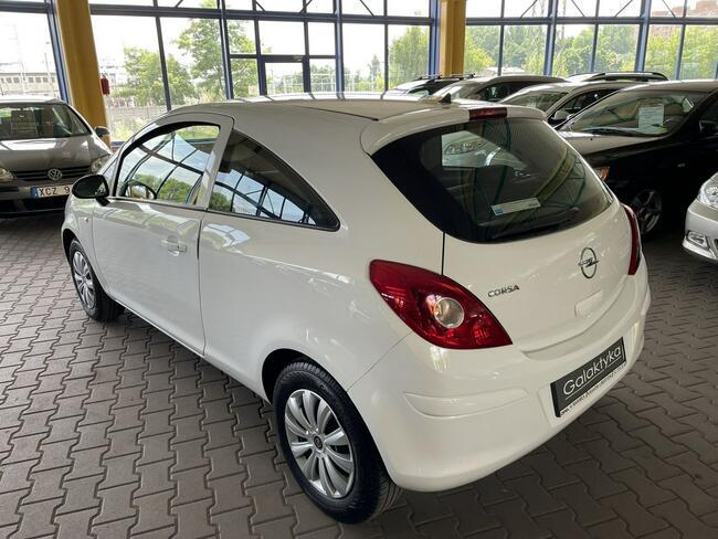 Opel Corsa 1 REJ 2011 ZOBACZ OPIS !! W podanej cenie roczna gwarancja Mysłowice - zdjęcie 6