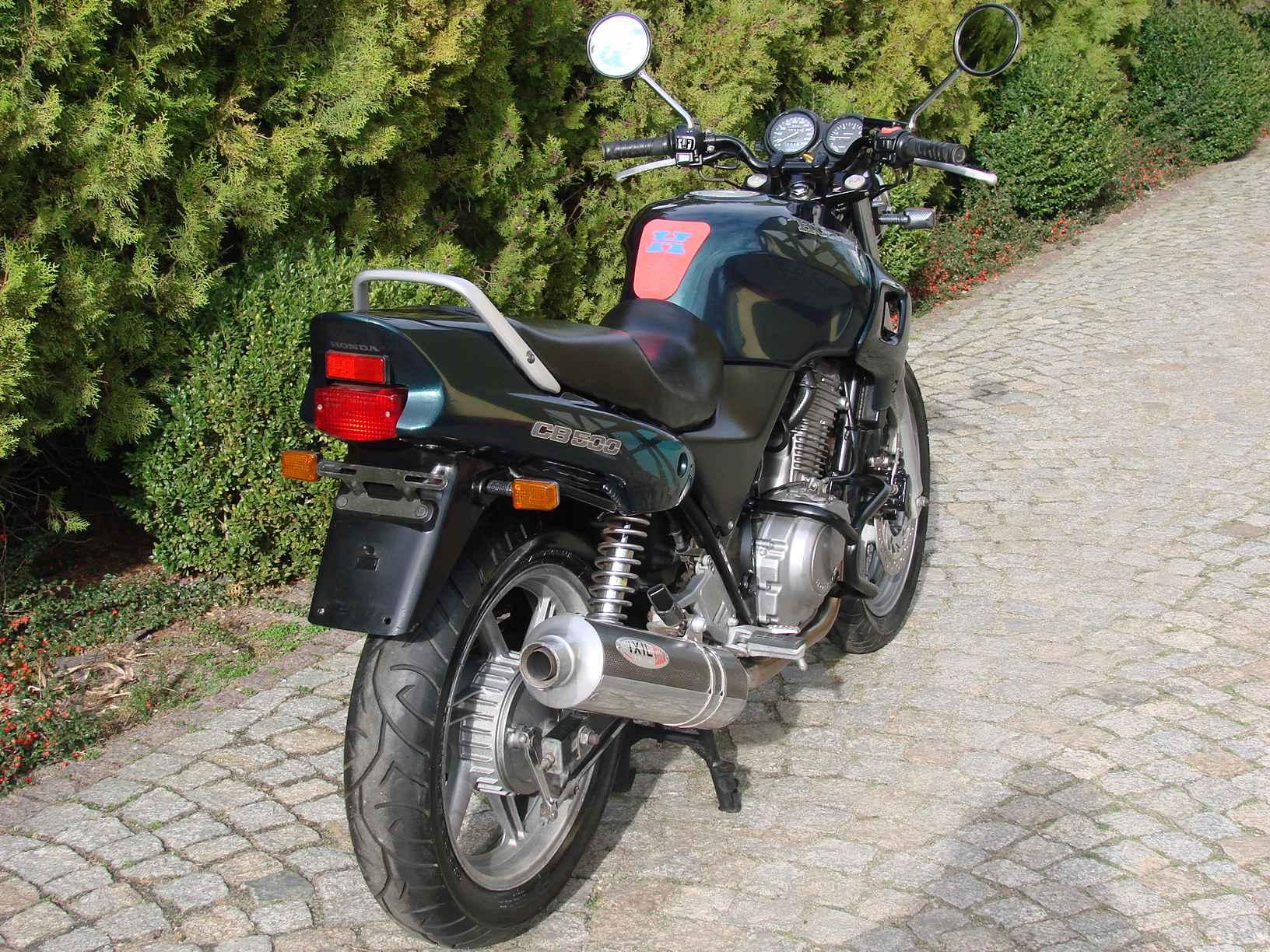 HONDA CB 500 Śrem - zdjęcie 3